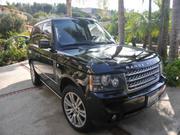 2011 Land Rover 2011 - Land Rover Range Rover