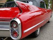 1960 Cadillac Cadillac: DeVille SERIES 62 CONVERTIBLE